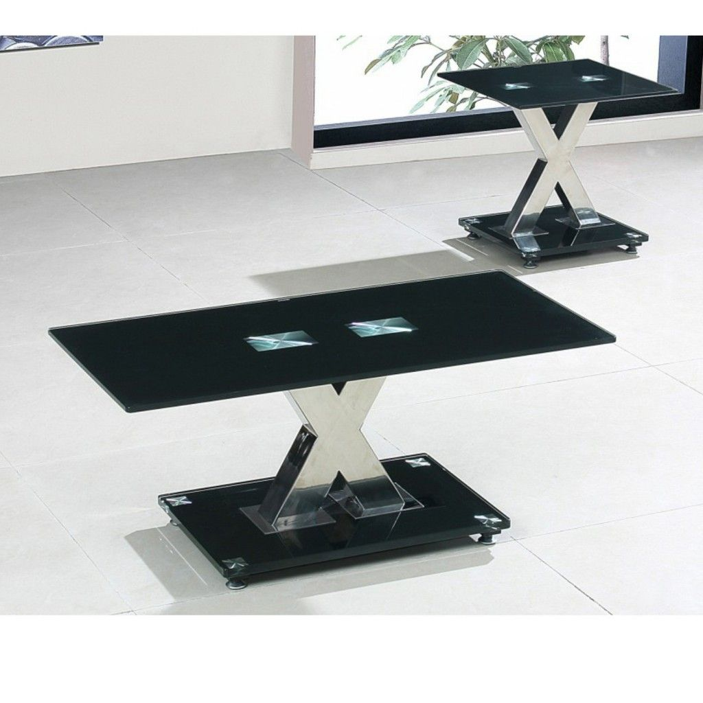 Best Paxel Black Glass Coffee Table Furniture Trends Uk 400 x 300