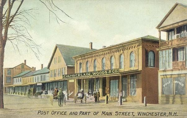 Post Office Winchester Nh Winchester New Hampshire Wikipedia New Hampshire Winchester Post Office