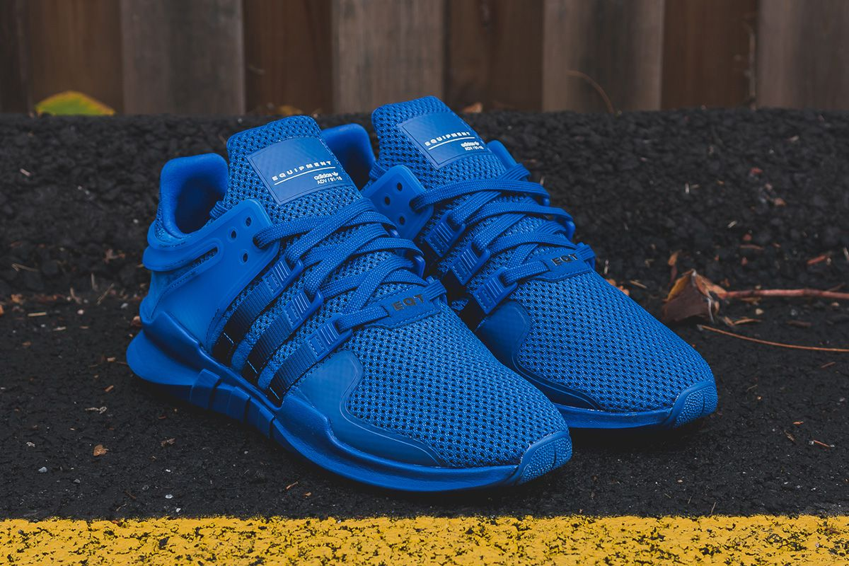 cheaper 15cb0 2b320 adidas EQT Support ADV 91-16 Power Blue