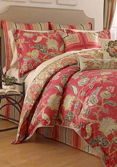 waverly® asian myth reversible bedding collection | biltmore