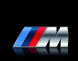 Bmw M Sport Power Tech Badge Logo Emblem Decal M3 M5 Z3 X5 X6 E46