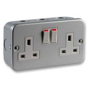 Surface Mounted Sockets Sockets Studio Space Industrial Electric