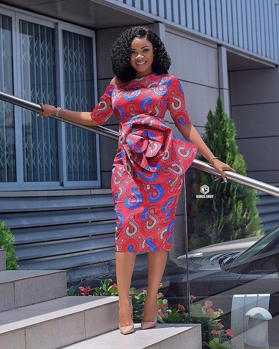 36 Stylish Corporate Dresses with Serwaa Amihere