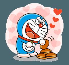 check out the Doraemon the Adventure sticker by Fujiko-Pro on chatsticker.com