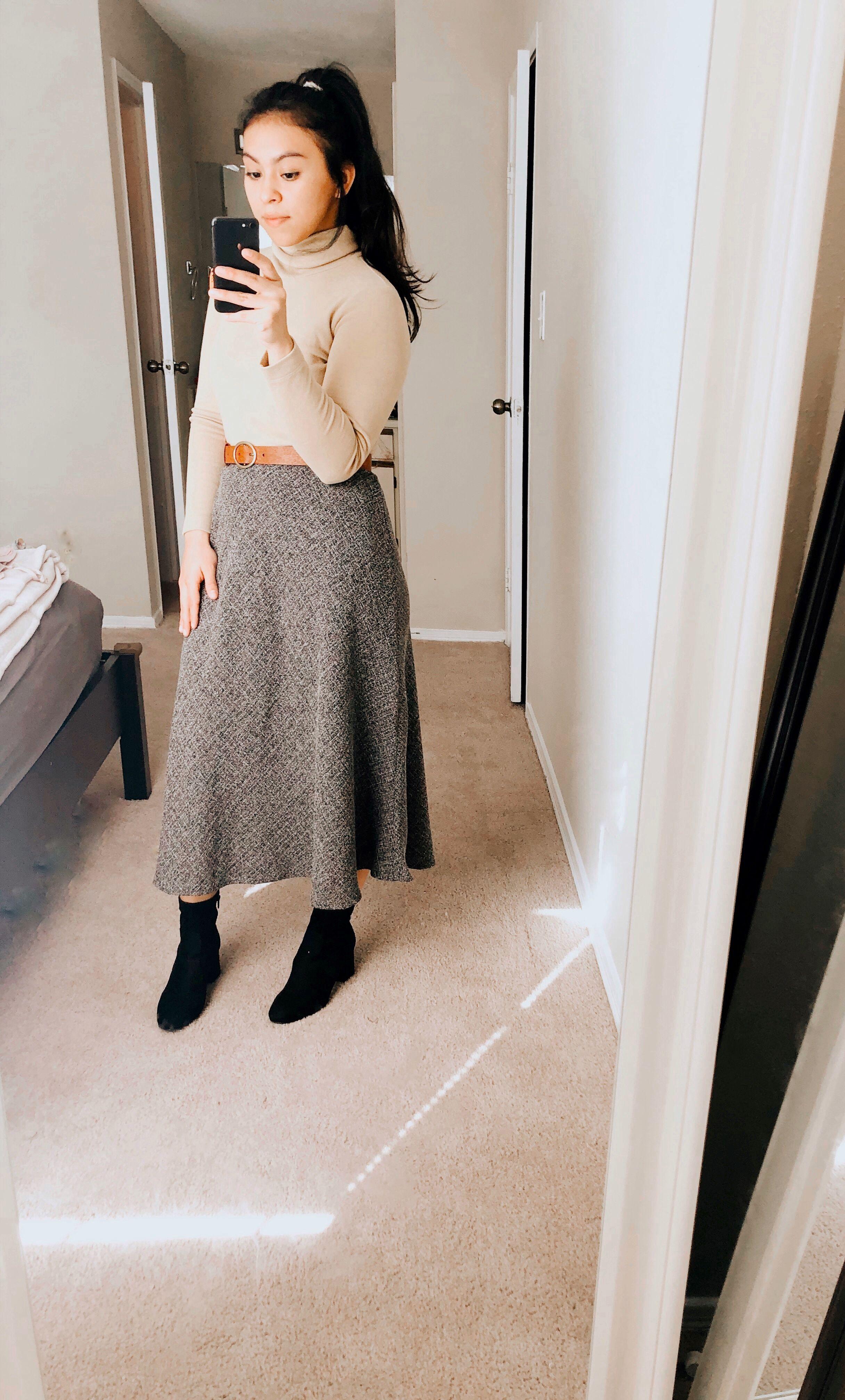 Skirt#fashion# mom