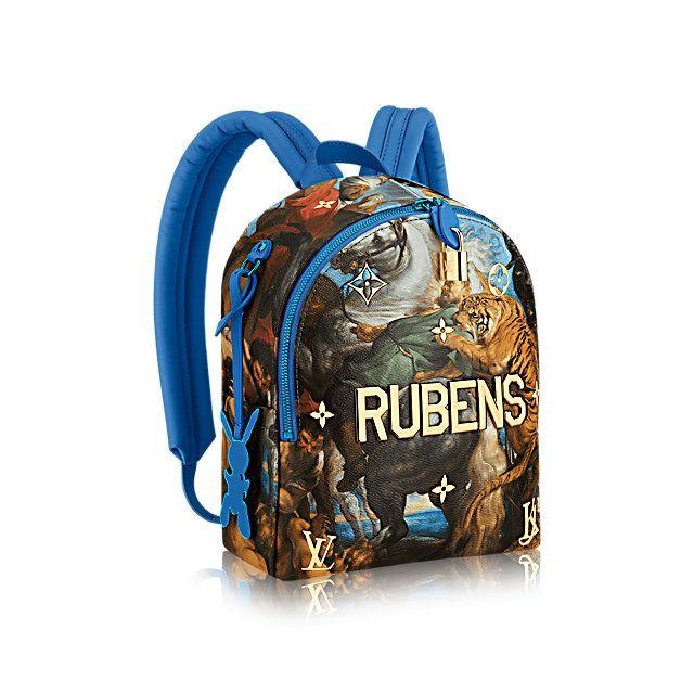 86155d2a549e Rubens Masters LV x Koons pour FEMME