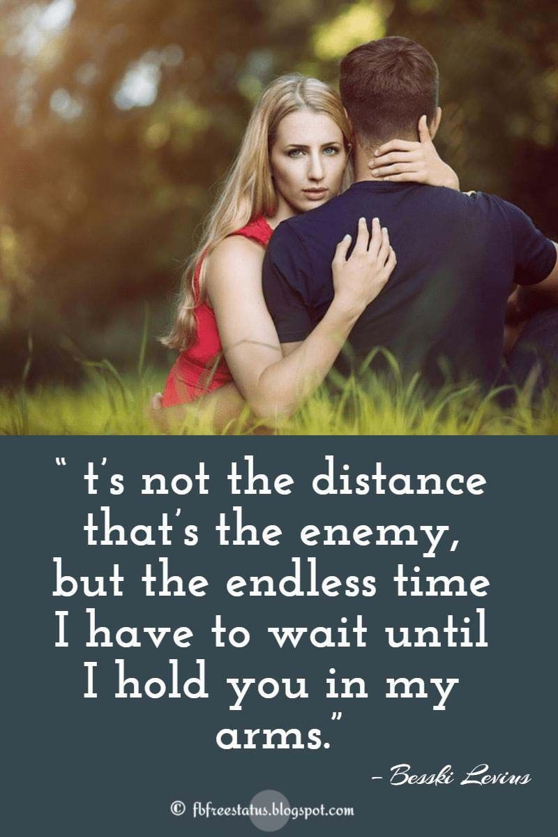 Love Quotes For Her In A Long Distance Relationship