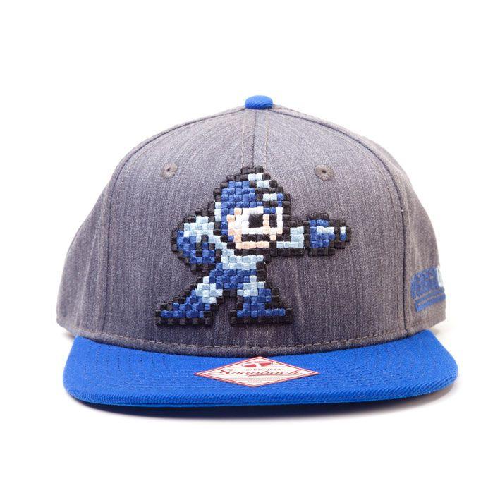10bbf87dfe43 Gorra Mega Man, beísbol | gorras | Gorras, Mega man y Béisbol