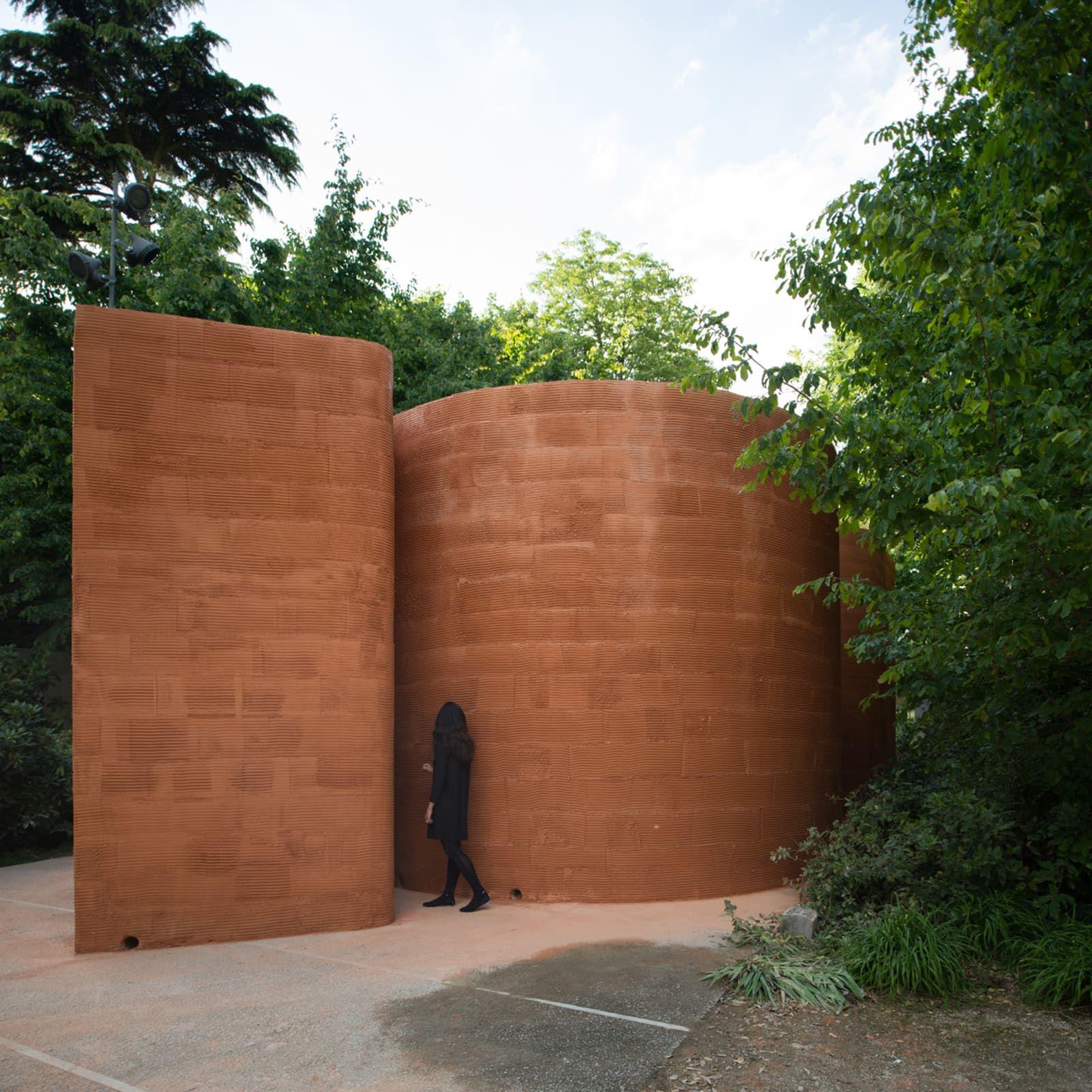 Pezo Von Ellrichshausen Marc Domage Bell Pavilion Pavilion Architecture Pavilion Architecture