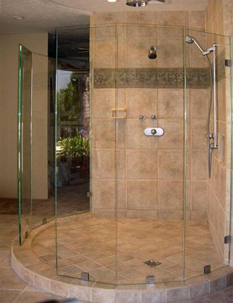 Natural Granite Wall And Floor Tile With Single Handle Wall Mounted ...