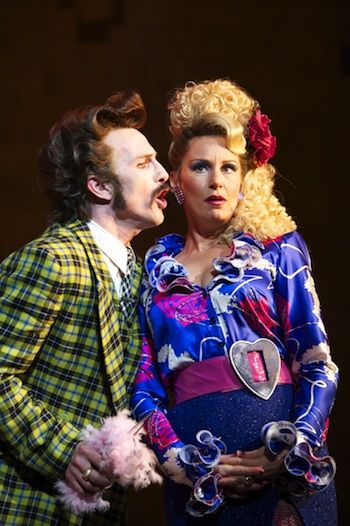 This is from 'Matilda the Musical' but it reminds me of 'Annie' and could work for any assortment of trashy low-lifers.