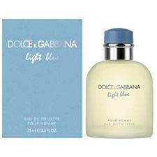 Light Blue Eau de Toilette Masculino Dolce & Gabbana