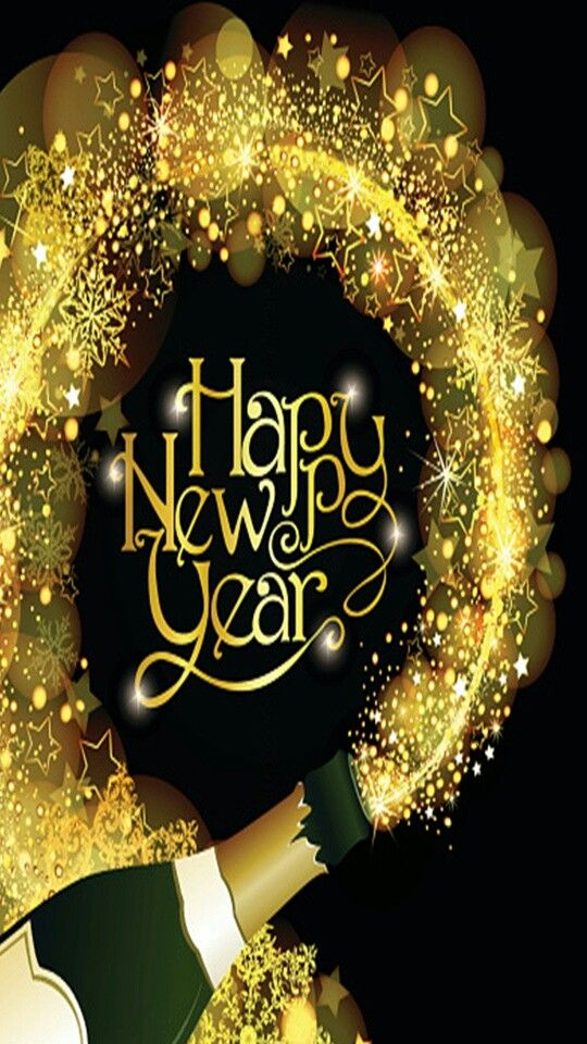 Happy New Year To My Followers I Thank You And Wish You All Much