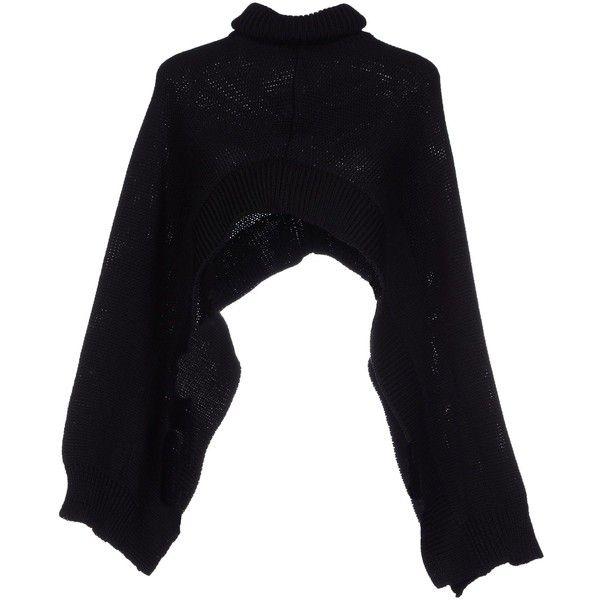 e6e551cff26c0 Charlott Cloak (€670) ❤ liked on Polyvore featuring outerwear ...