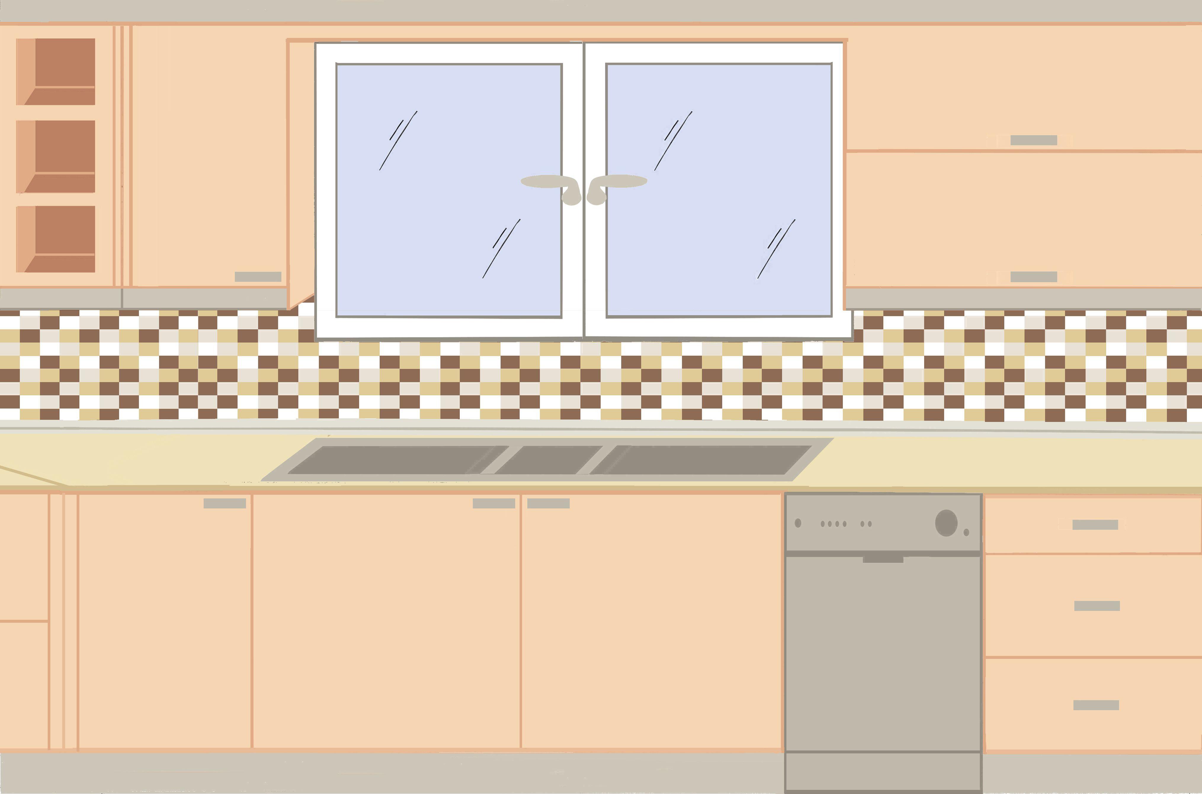 Κουζίνα γωνιακή σχέδιο Β | Έπιπλα & διακόσμηση σπιτιού (furniture ...