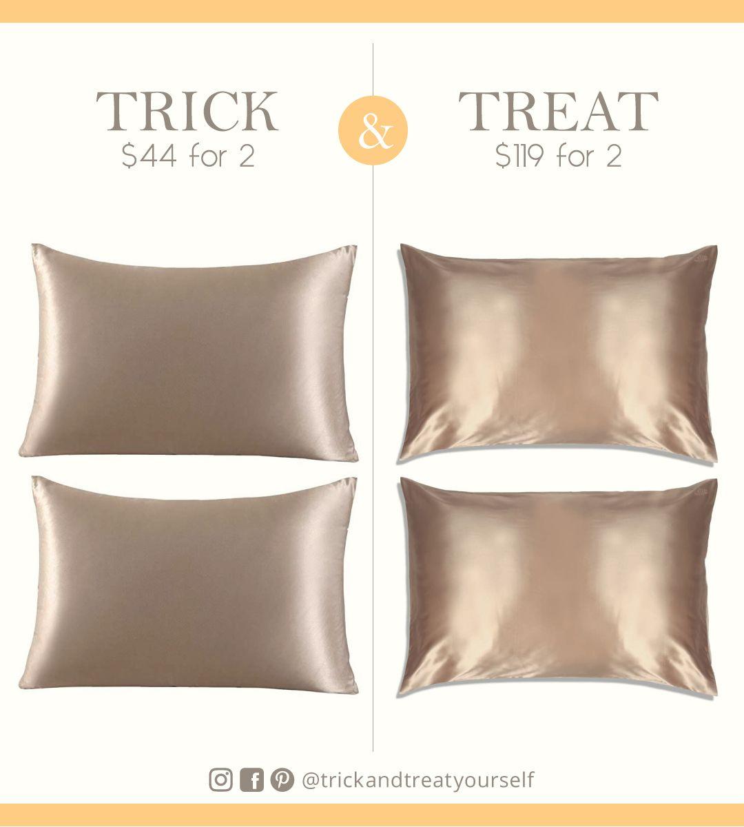 NSALE Dupe Slip Silk Pillowcase | Slip
