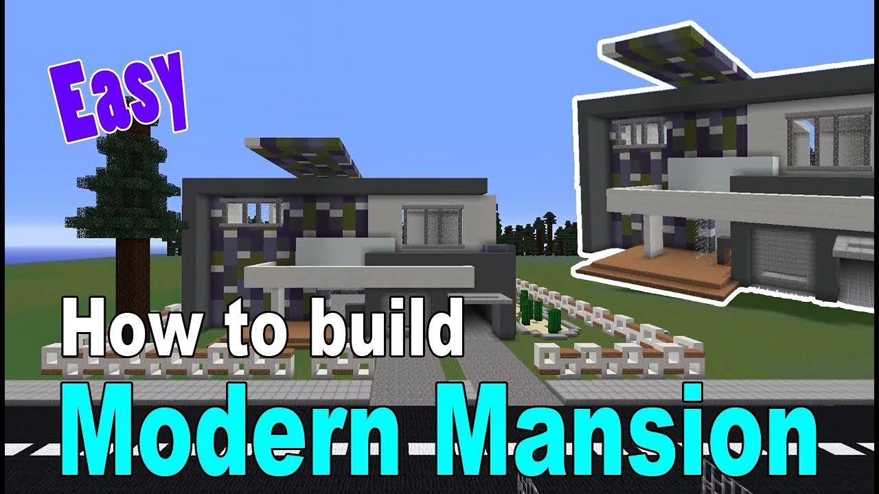 Minecraft House Ideas Step By Step