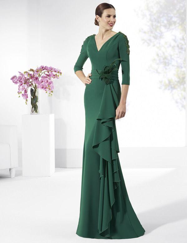 7b1138d664 Vestidos de madrina de boda franc sarabia – Vestidos baratos