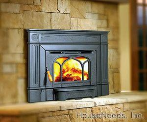 Hampton Hi200 Cast Iron Wood Stove Insert Wood Stove Wood Burning Insert Wood Pellet Stoves