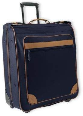 L Bean Sportsman S Rolling Garment Bag