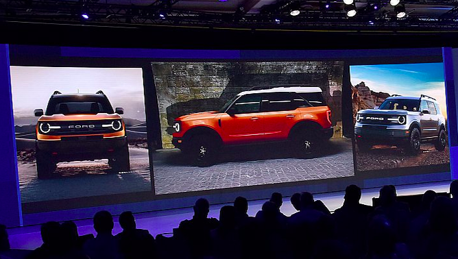 Casonoffroad This Is It Folks We Ve Found Pictures Of The 2020 Ford Bronco Ford Bronco Ford Suv Bronco