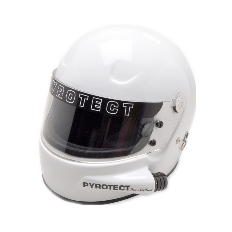 Pyrotect S Patented Pro Airflow Interior Helmets Are Unmatched By