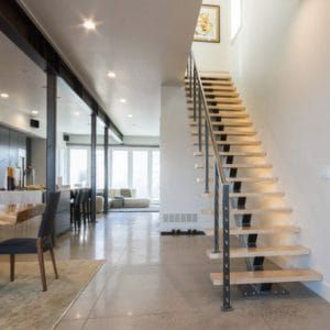 Best 8 Ft Prefab Spiral Stair Kit The Madison Diy Staircase 400 x 300