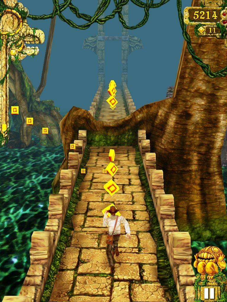 Temple Run Tapinak Macera Oyun