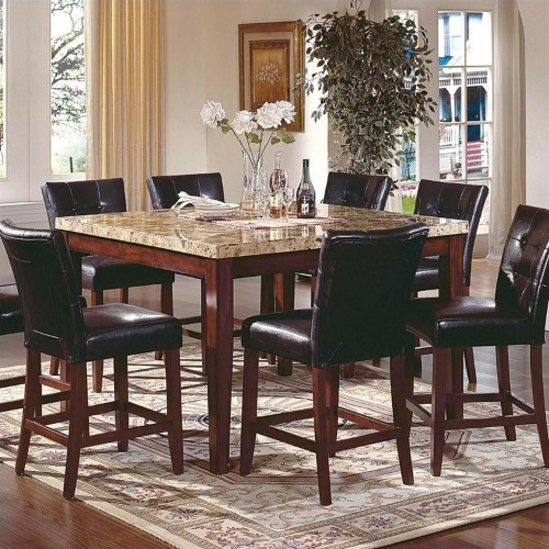 Steve Silver Company Monitbello 5 Piece Dining Set Products