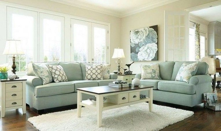 44 Beautiful Sofa Set Designs Ideas For Small Living Room Living Room Sets Furniture Living Room Sofa Couch And Loveseat Set