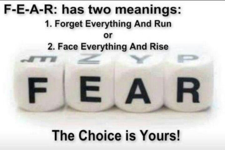 F e a r