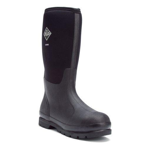 The Original Muck Boot Company Men's Chore Hi Work Boots | Jet.com