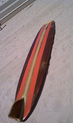 Royal Hawaiian Surfboards Vintage 1960s Longboard 9 6