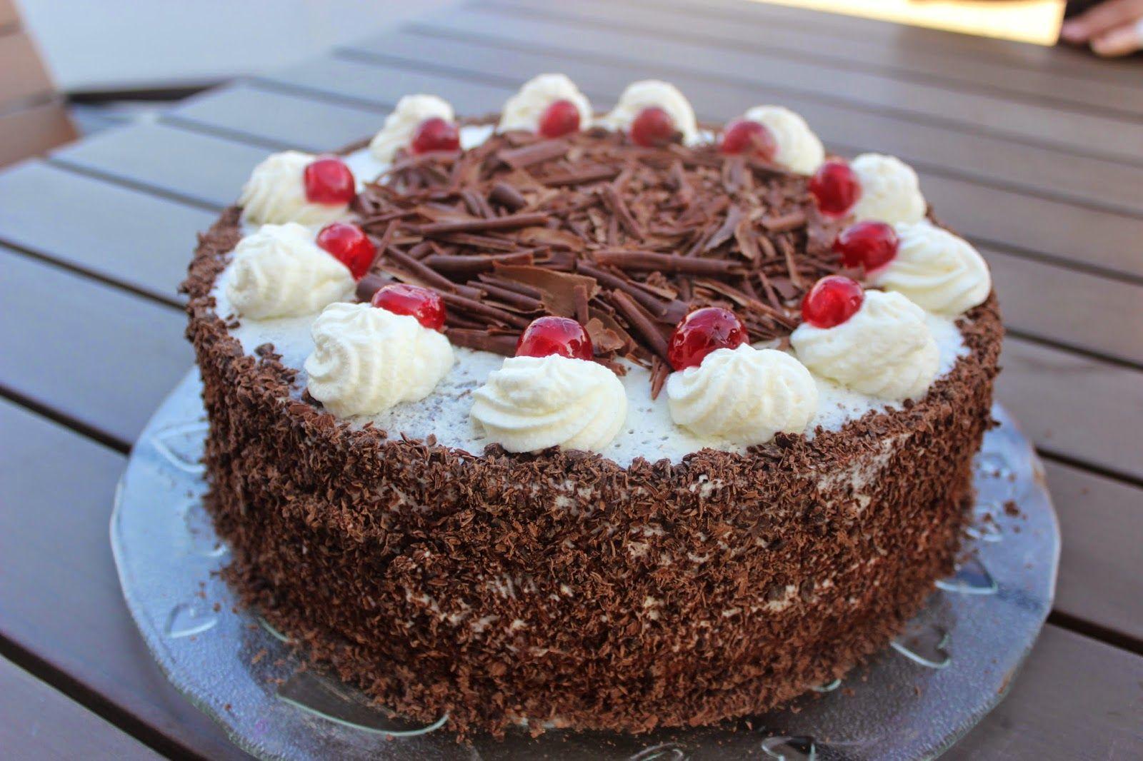 Sallys Tortenwelt Und Kochwelt Schwarzwalder Kirschtorte Schwarzwalder Kirschtorte Rezept Leckere Torten Kuchen Und Torten