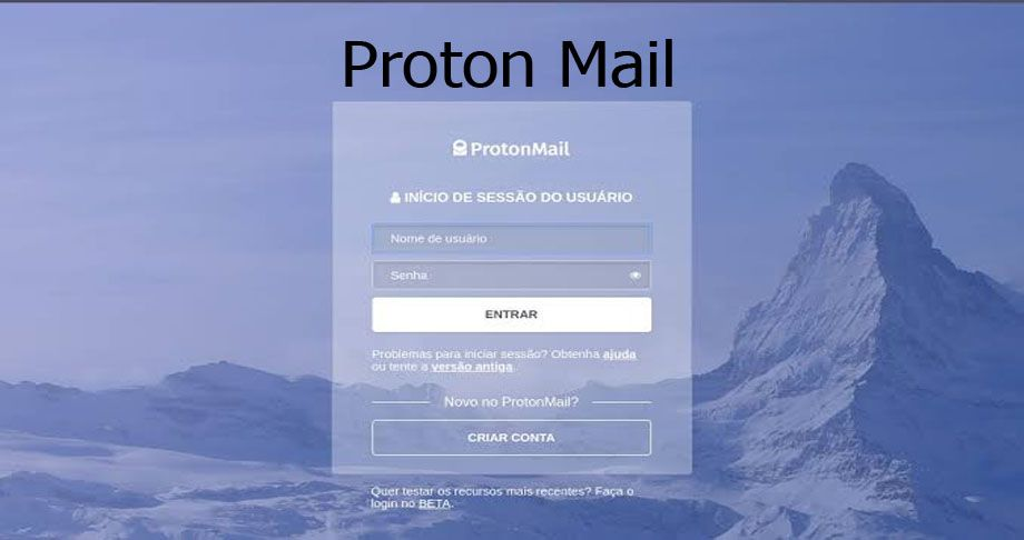 Proton Mail Proton Mail Pricing Types Of Planning Email