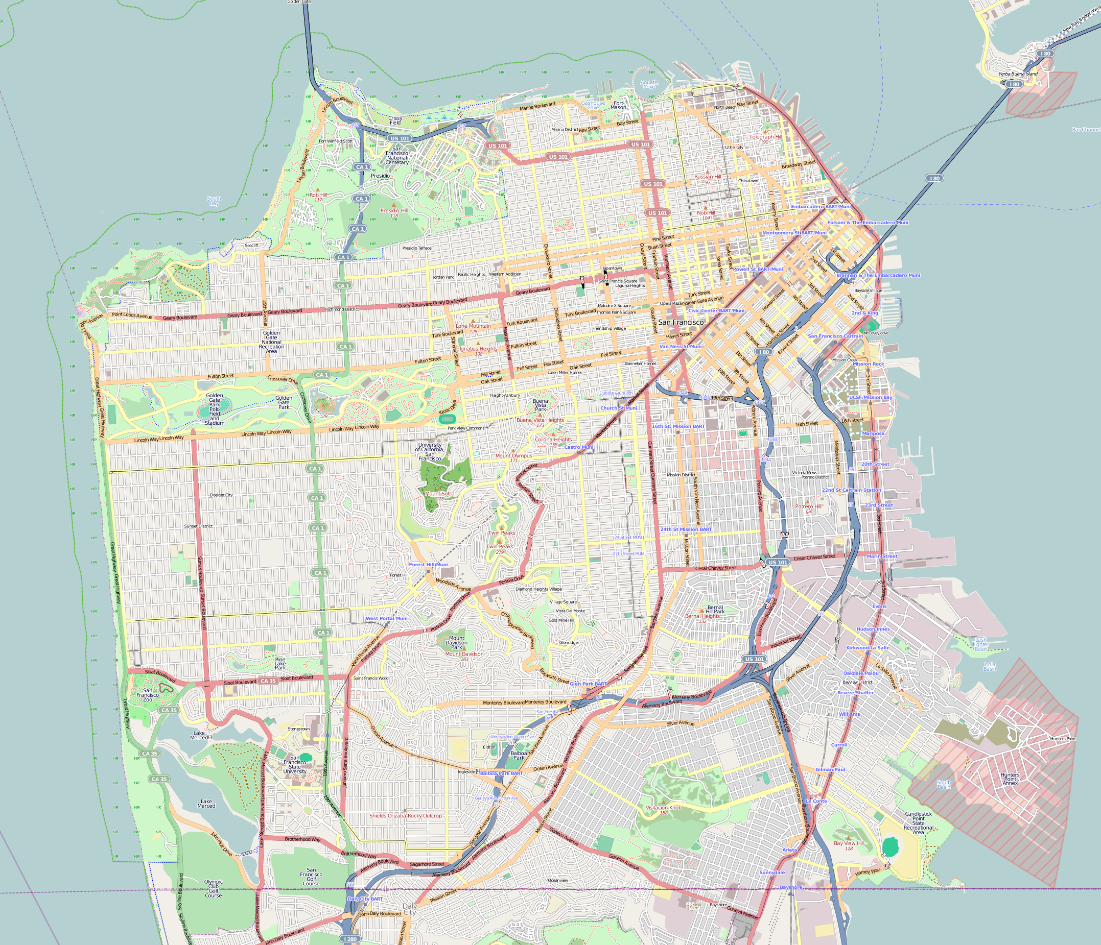 Sunset District is located in San Francisco County | Living ... on florida street maps, neighborhood street maps, san francisco street maps, local street maps, washington street maps, orlando street maps, zip code street maps, austin street maps, oakland street maps, texas street maps, home street maps, international street maps, area street maps, city street maps, world street maps, oxford street maps, miami street maps, hudson street maps,