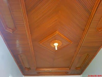 Contoh Gambar Plafon Kayu  tukang bangun rumah plafon gypsum minimalis modern