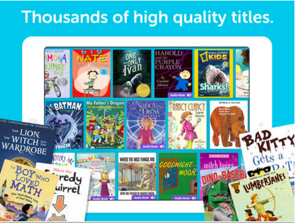 4 Useful iPad Apps for Young Readers Reading tree