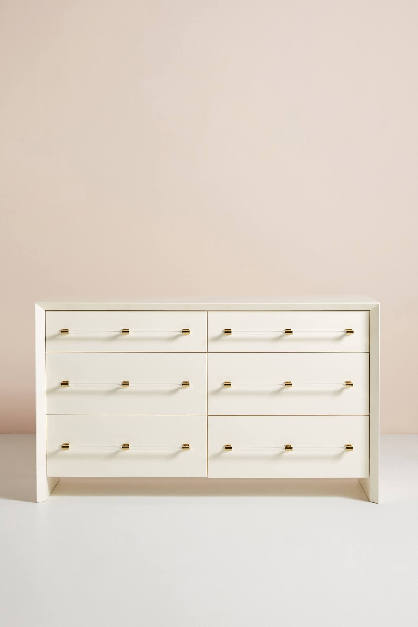 Merriton Six Drawer Dresser With Images Six Drawer Dresser