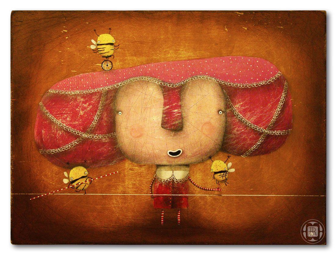 circo pequeño  http://pantonedesign.blogspot.com/