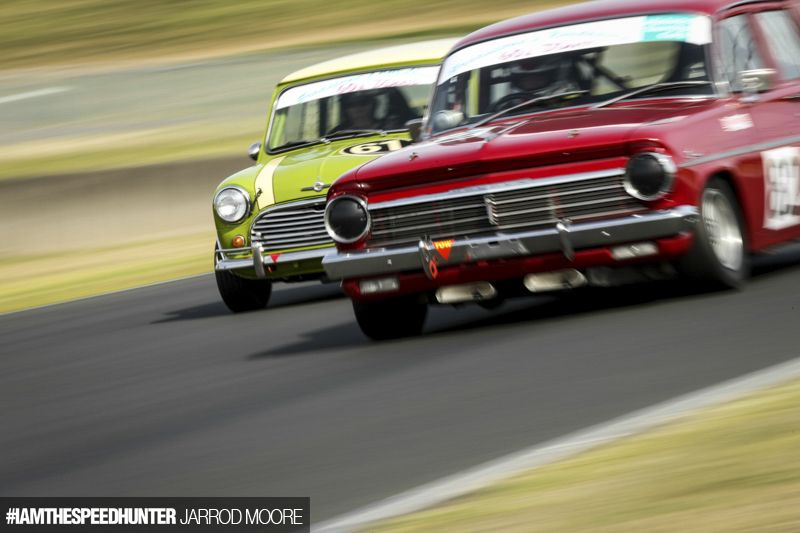 Muscle Car Masters Australian Historic Racing
