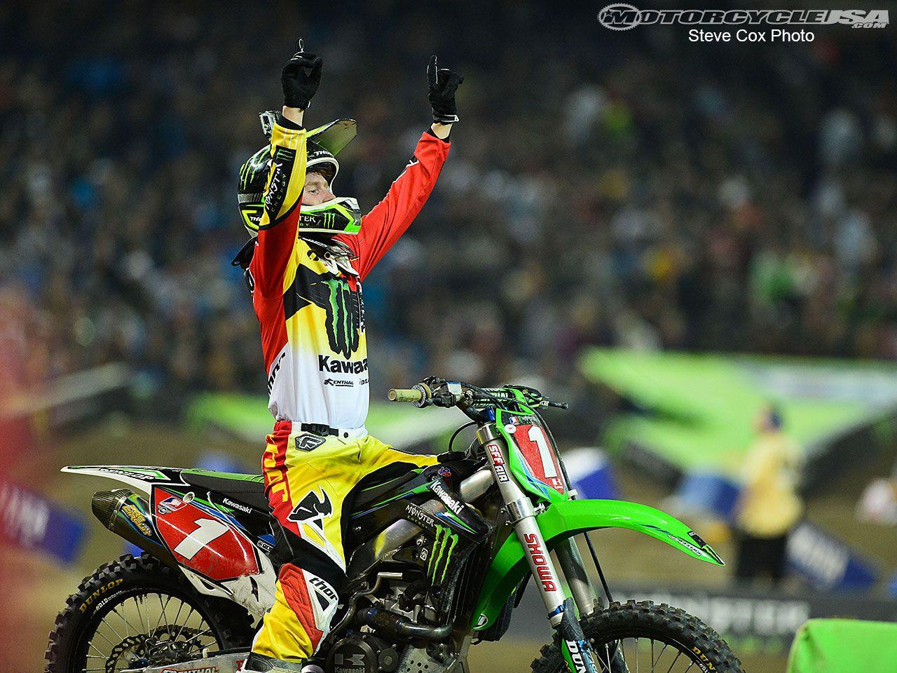 Kawasaki's Ryan Villopoto captures another win in Toronto ...