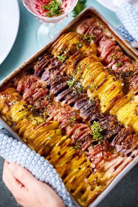 Photo of Potato gratin for gourmets