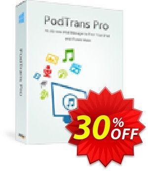 30 Off Podtrans Pro Coupon Code On April Fools Day