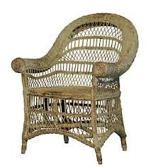 Image result for wicker outdoor chairs with rolled arms