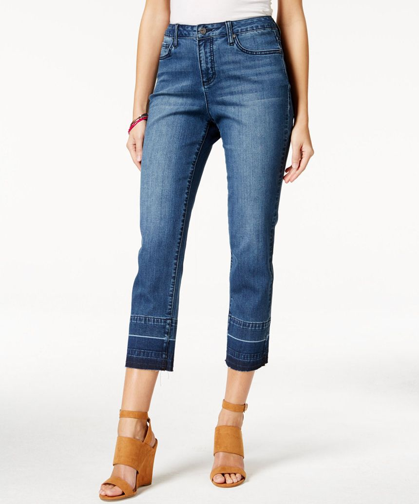 5b48d7065d4cd A Guide to the Best Jeans for Women with Wide Hips - Earl Jeans from  InStyle.com