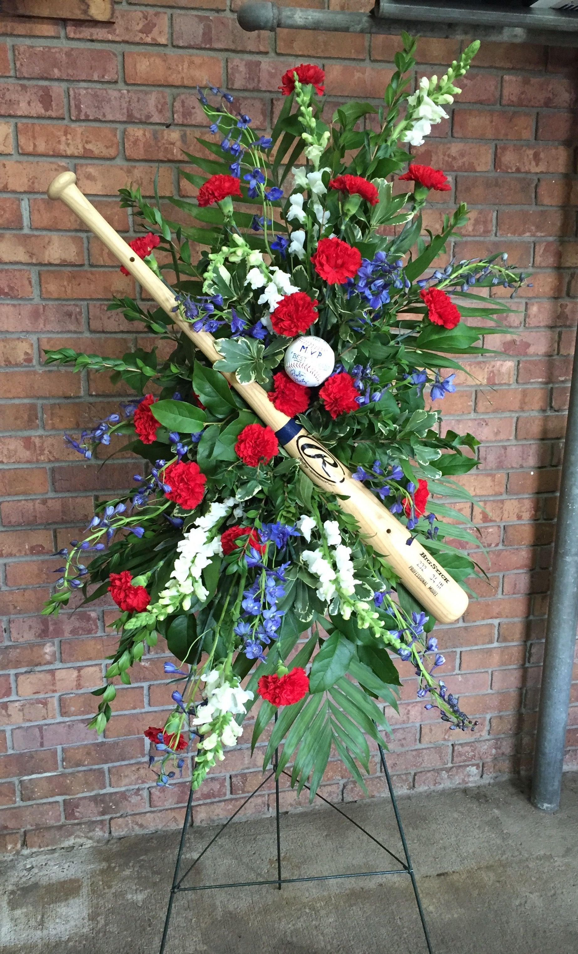 Floral arrangement created by jackson florist flowerarrangement floral arrangement created by jackson florist flowerarrangement funeralflowers sympathyflowers funeral izmirmasajfo
