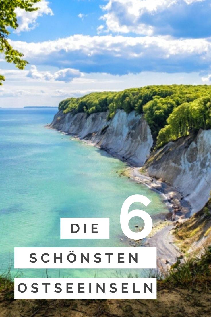 Deutsche Ostseeinseln
