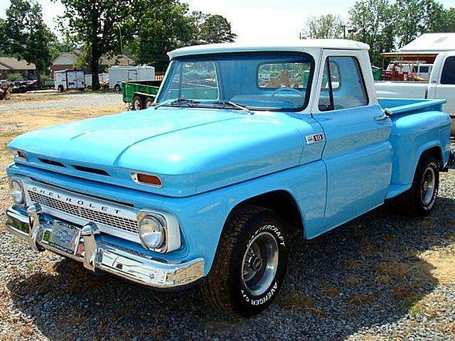 1965 Chevrolet C10 Stepside Pickup For Sale Atlanta Georgia