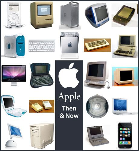 A look at 25 years of Macintosh computers | I'm an APPLE baby ...